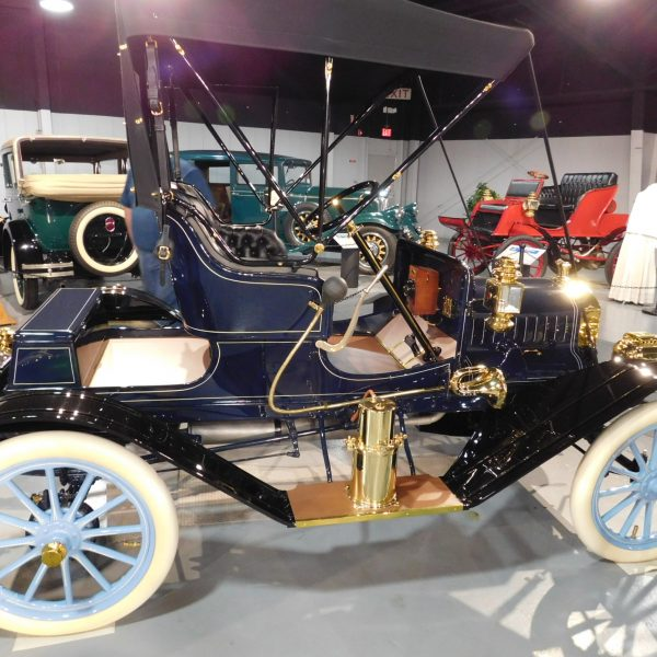 1912 Maxwell AC Messenger Runabout