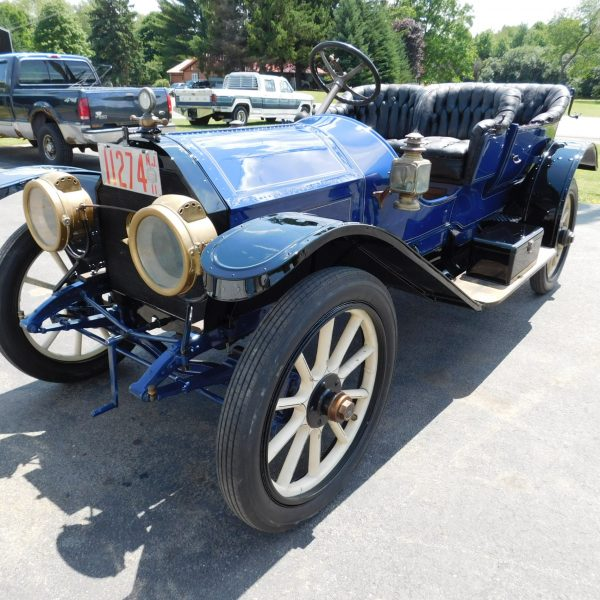 1911 Cadillac Model 30 Demi-Tonneau