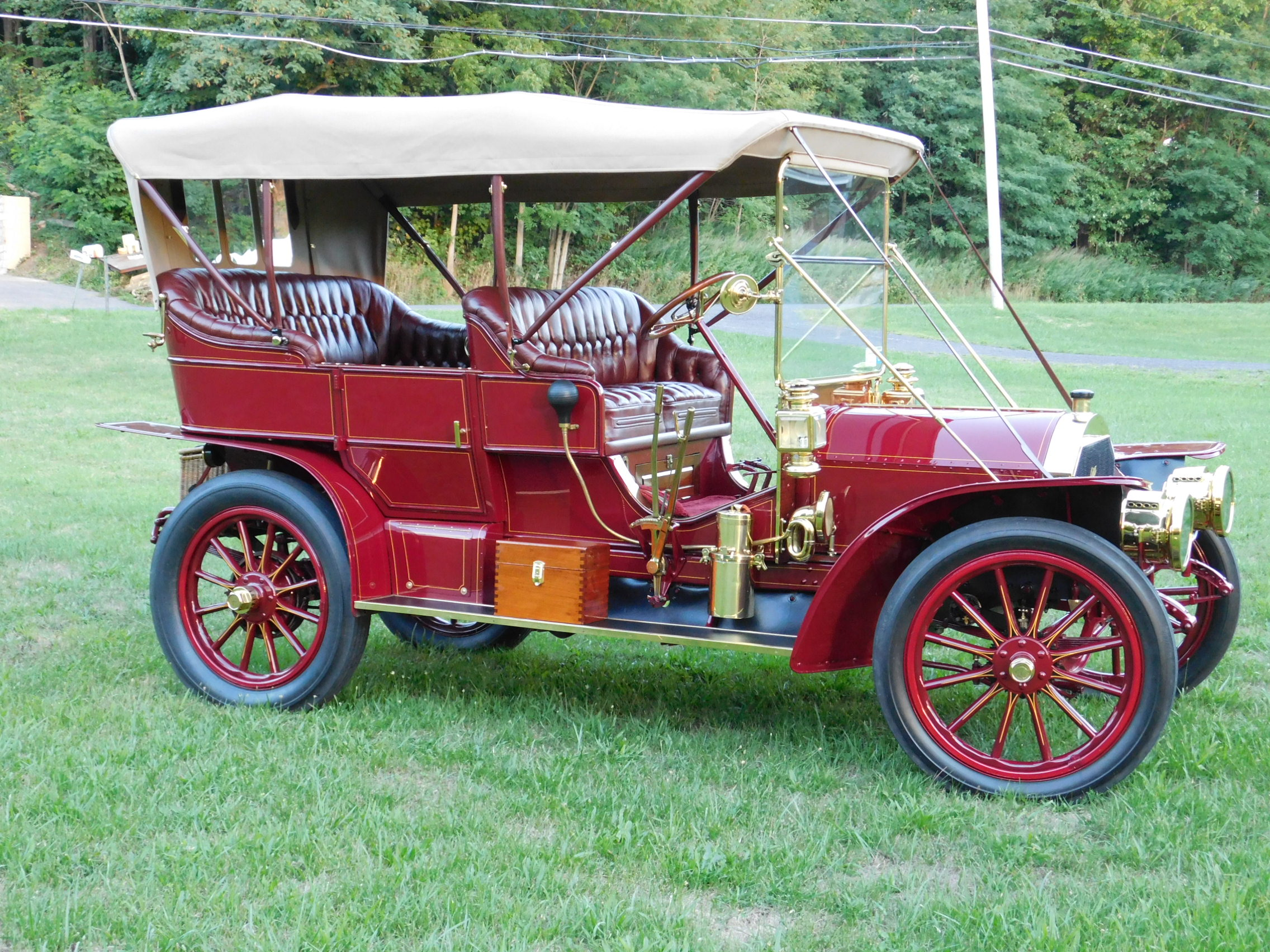 1909 Columbia Mark 48 3