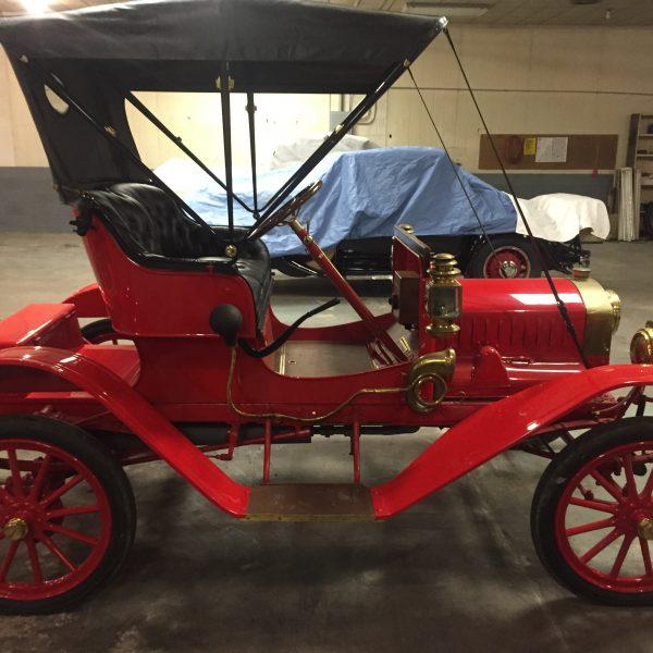 1909 Maxwell Model A